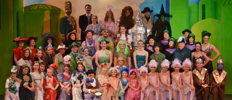 """The Wizard of Oz""  November-2014"